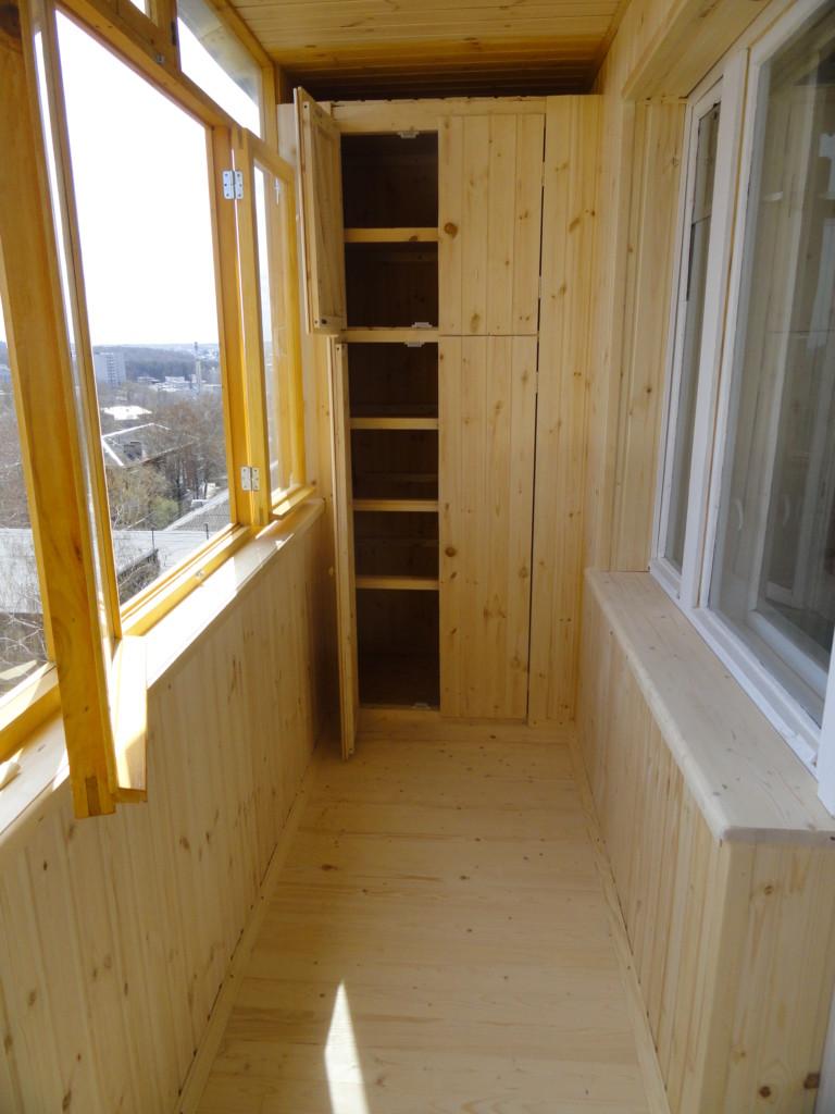 Балконы под ключ своими руками 33