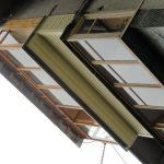 Карниз на балконе
