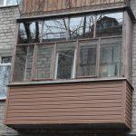 Деревянный балкон в Нижнем Новгороде
