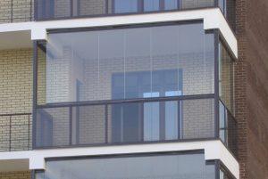 Виды остелкения балконов