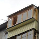 Ремонт балкона в Нижнем Новгороде