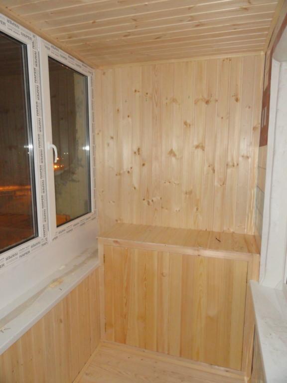 Шкаф на лоджии в Нижнем Новгороде