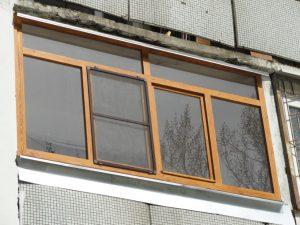 Остекление финскими окнами