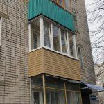 Капитальный ремонт балкона в Нижнем Новгороде