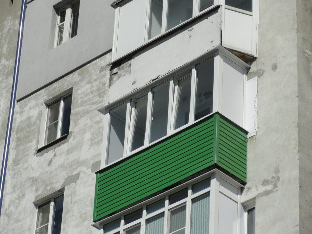 Остекление балкона в Нижнем Новгороде