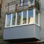Восстановление старого балкона в Нижнем Новгороде