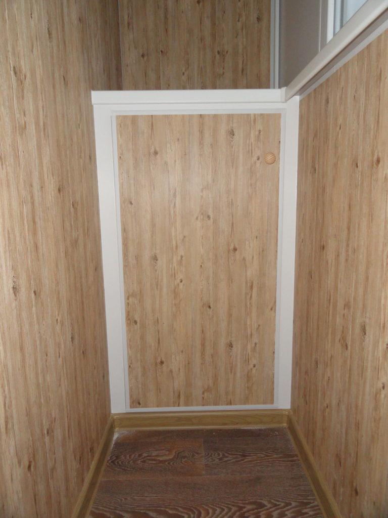 Шкаф в стиль лоджии в Нижнем Новгороде