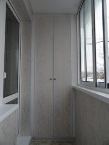 Шкаф из ламинированных панелей