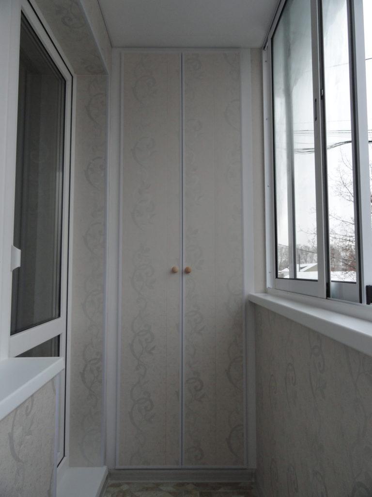 Шкаф из ламинированных панелей в Нижнем Новгороде